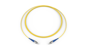 Fiber Optic Jumper, 1 F, FC to FC, Tight-Buffered Cable, Riser, 2.9 mm, Single-mode (OS2), 2 m