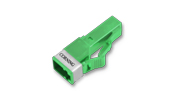 In-Line Optical Attenuators, Flat Wavelength, LC APC, 18 dB
